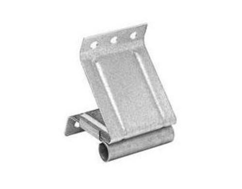 Ideal door adjustable steel top roller bracket for for Ideal door parts