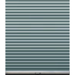 Ideal Door 174 6 Ft X 7 Ft Ribbed Model 200m Roll Up Door