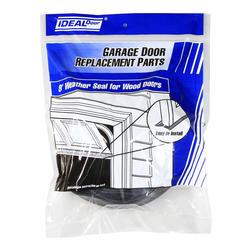 """Ideal Door® 9 ft. 2"""" Replacement Bottom Weatherstrip for Wood Garage Doors"""