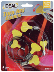 Turnkey Hose Clamps Assorment