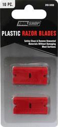 Tool Shop Plastic Blades