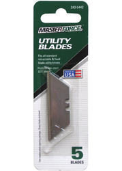 Masterforce® Utility Blades (5-Pack)