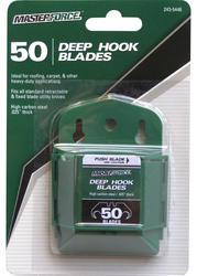 Masterforce® Hook Roofing Blades (50-Pack)