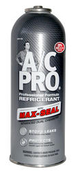 A/C Pro Refrigerant with Advanced Stop Leak