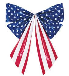 "16"" Stars & Stripes Bow"