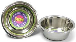 Cadet® 1-qt. Stainless Pet Bowl
