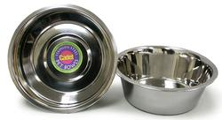 Cadet® 3-qt. Stainless Pet Bowl