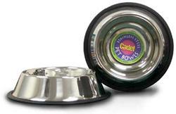 Cadet® 16-oz. No-Slip Stainless Pet Bowl