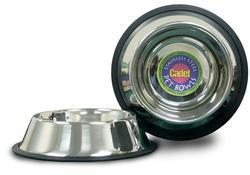 Cadet® 32-oz. No-Slip Stainless Pet Bowl