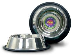 Cadet® 64-oz. No-Slip Stainless Pet Bowl
