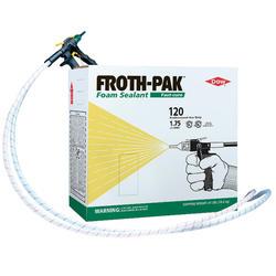 FROTH-PAK 120 Foam Sealant Kit