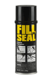 FILL and SEAL Expanding Foam Sealant - 12 oz