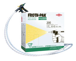 FROTH-PAK 200 Foam Sealant Kit