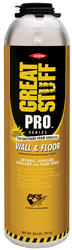 GREAT STUFF PRO Wall & Floor Polyurethane Foam Adhesive - 26.5 oz