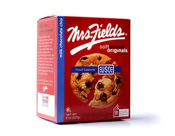 Mrs. Fields Milk Chocolate Chip Cookies - 8-ct
