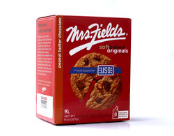 Mrs. Fields Peanut Butter Chocolate Chip Cookies - 8-ct