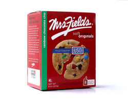 Mrs. Fields Rainbow Chocolate Chip Cookies - 8-ct