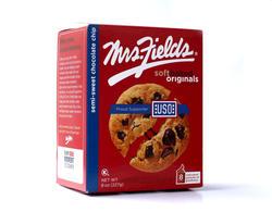 Mrs. Fields Semi-Sweet Chocolate Chip Cookies - 8-ct