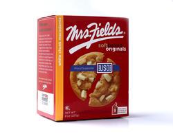 Mrs. Fields White Chunk Macadamia Cookies - 8-ct