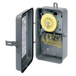 Intermatic 40A SPST 125-Volt Outdoor Timer