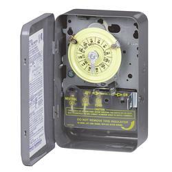 Intermatic 40A DPST 125-Volt Indoor Timer