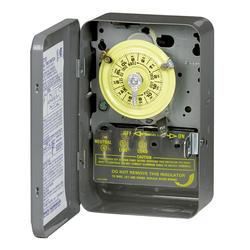 Intermatic 40A DPST 208-277-Volt Indoor Timer