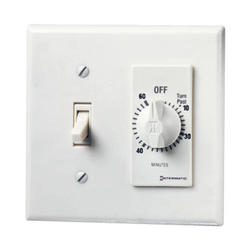 Intermatic Ivory 60-Minute Spring Timer