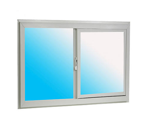 ips 32 wide white vinyl single sliding basement window at menards
