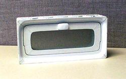 "IPS 12"" x 6"" Glass Block Replacement Hopper Vent"