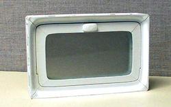 "IPS 12"" x 8"" Glass Block Replacement Hopper Vent"