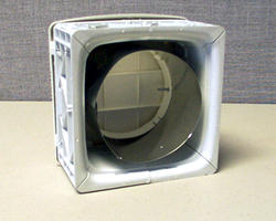 "IPS 6"" x 6"" Glass Block Replacement Dryer Vent"