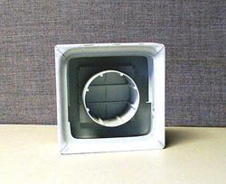 "IPS 8"" x 8"" Glass Block Replacement Dryer Vent"