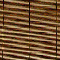 "Intercrown Bamboo Matchstick Natural Woven Wood Shades 72""x72"""