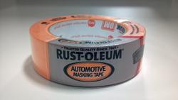 "Intertape Rust-Oleum 1.41"" x 35 yd. Automotive Masking Tape"