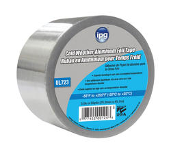 Cold weather 1.75 mil, 3 inch x 50 yard, Foil Tape