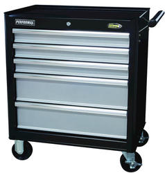 Performax® 5-Drawer Mobile Tool Cabinet