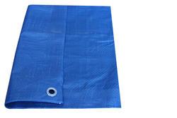 20' x 40' Blue Standard-Duty Tarp