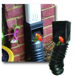 InvisaFlow® FlexGrate™ Downspout Filter