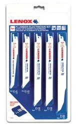 LENOX® 8-Piece Reciprocating Saw Blade Kit