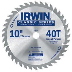 "10""  x 40T Circular Saw Blade"