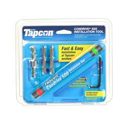 Tapcon Installation Tool Condrive 500