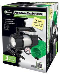 Slime® Heavy-Duty Tire Inflator-Pro Power