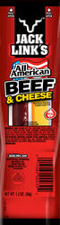 Jack Link's All-American Beef & Cheese Combo - 1.2 oz