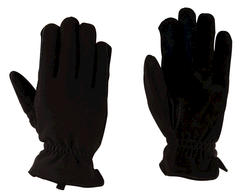 Rugged Wear Men's Lined Leather Gloves