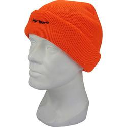 Men's Blaze Orange Knit Hat