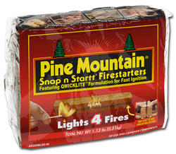 Pine Mountain® SNAP-N-STARTT