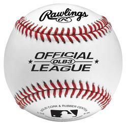 Rawlings® Recreational Use Baseball - Single Ball
