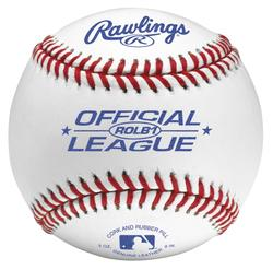 Rawlings® Official League Leather Baseball - Single Ball