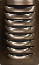 Oil-Rubbed Bronze LED Cover Light