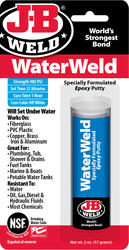 J-B Weld WaterWeld Epoxy Putty - 2 oz